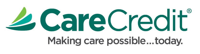 Logo for Care Credit, which is an option for financing your plastic surgery procedure